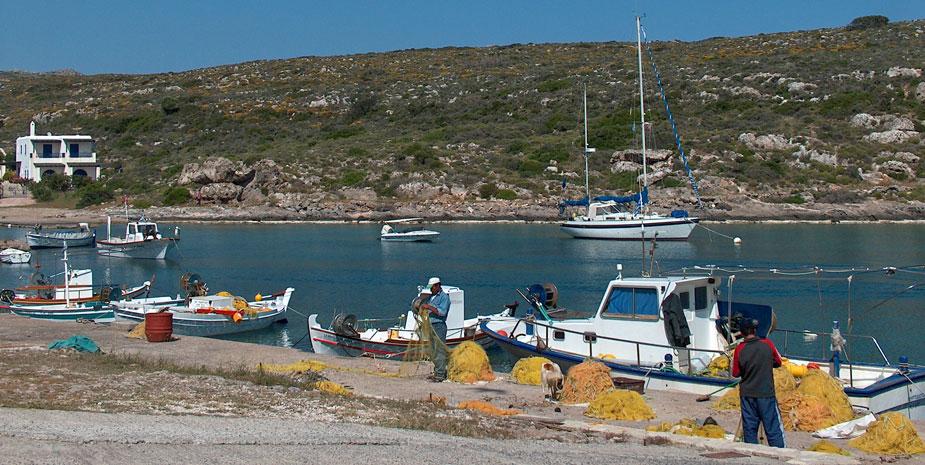 Seaport of Avlemonas